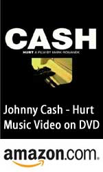 Johnny Cash Hurt DVD at Amazon.com