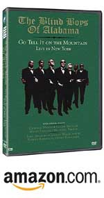 Blind Boys of Alabama Go Tell It On The Mountain DVD