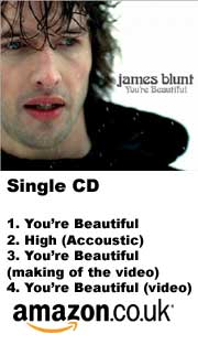 You're Beautiful Single CD at Amazon.com