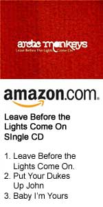 Arctic Monkeys Single at Amazon.com