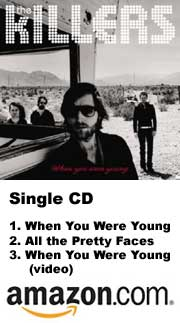 When You Were Young single CD at Amazon.com