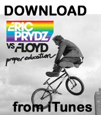 Eric Prydz vs. Floyd - Proper Education - Single - Proper Education