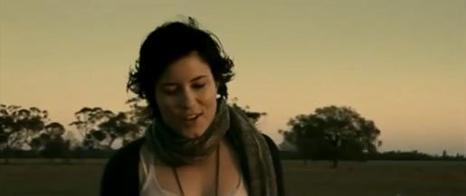 Missy Higgins in the country