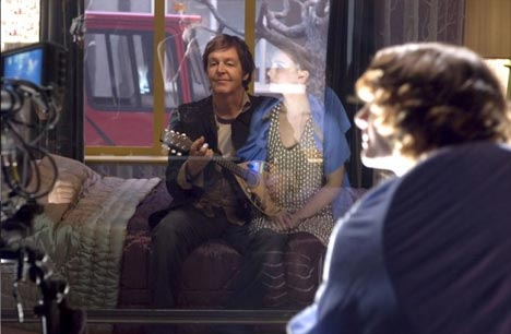 Paul McCartney in Dance Tonight Music Video