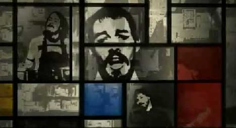 Daniel Johns in Reflections of a Sound music video