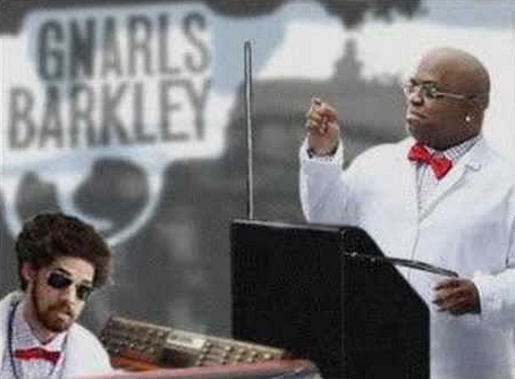 Gnarls Barkley Theremin Cover