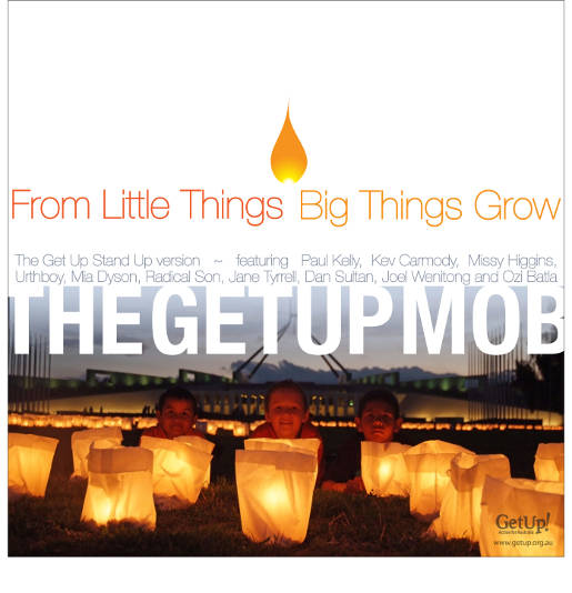 from little things big things grow They will listen to the song and read the picture book from little things big  things grow (2008) by paul kelly and kev carmody finally, they will complete  an.