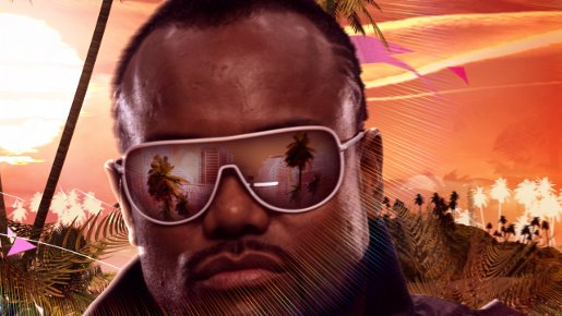 Apl.de.Ap in Take Me To the Philippines music video