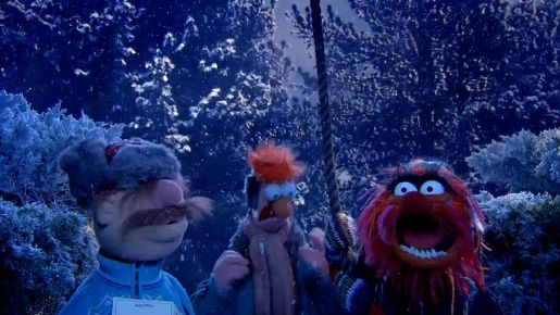 The Muppets in Ringing of the Bell music video