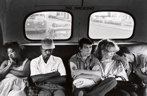 Brooklyn Gang of teenagers photograph by Bruce Davidson