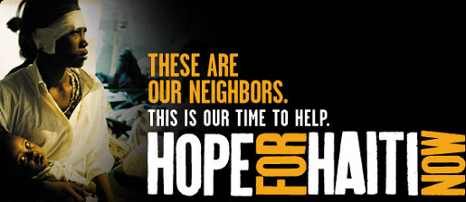 Hope for Haiti Now album