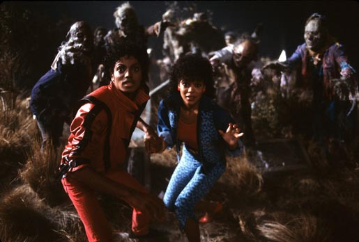 Michael Jackson Thriller music video
