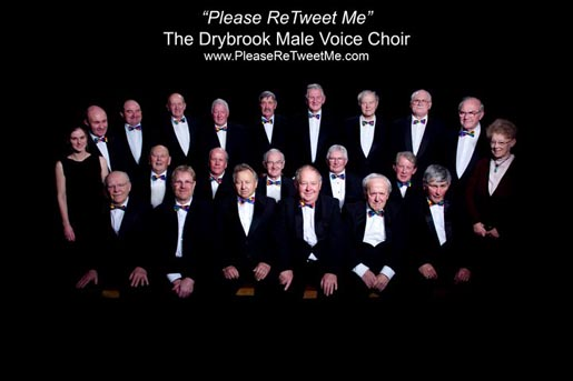 Please Retweet Me Choir