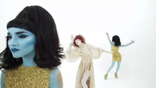 Florence and the Machine Dog Days Are Over music video