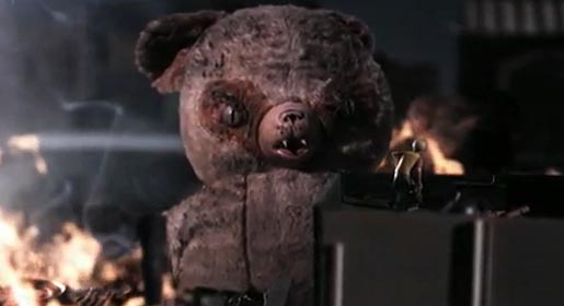 Muse Uprising Bear