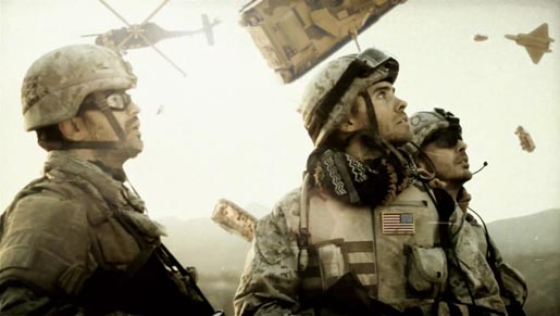 30 Seconds to Mars - This is War music video