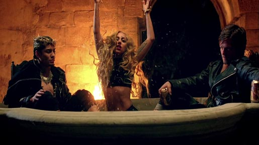 Lady Gaga Jesus and Judas