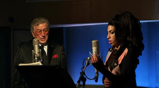 Tony Bennett and Amy Winehouse in Body and Soul