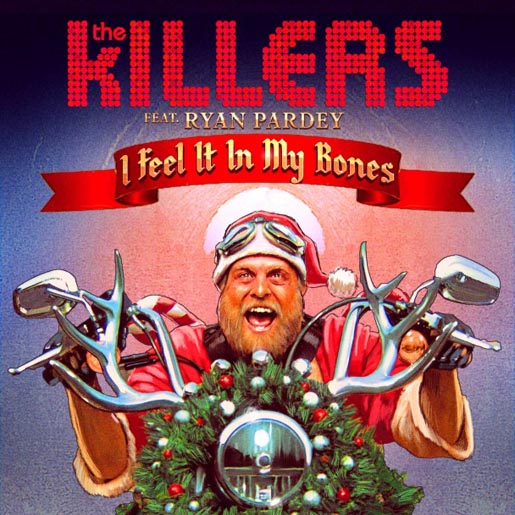 The Killers I Feel it in my bones