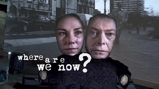 David Bowie Where are we now music video