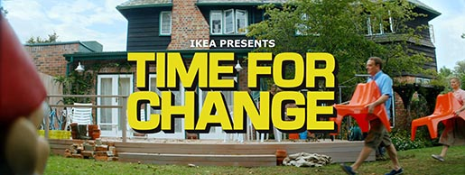 IKEA Time for Change