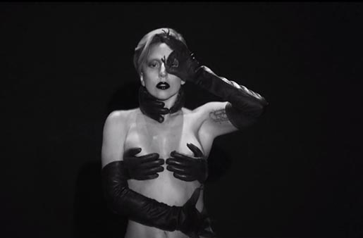 Lady GaGa Applause Glovekini