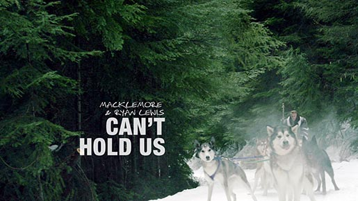 Macklemore & Ryan Lewis Can't Hold Us music video