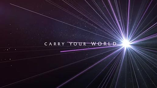 Coldplay Atlas music video Carry Your World