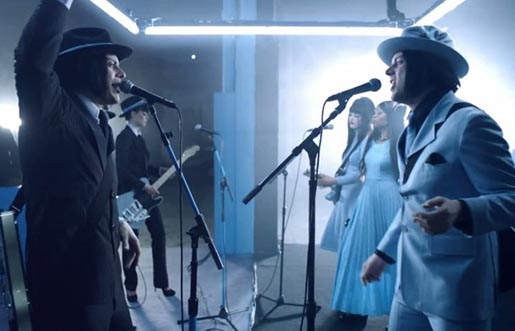 Jack White I'm Shakin' Music Video