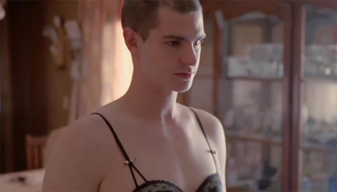 Arcade Fire We Exist music video featuring Andrew Garfield