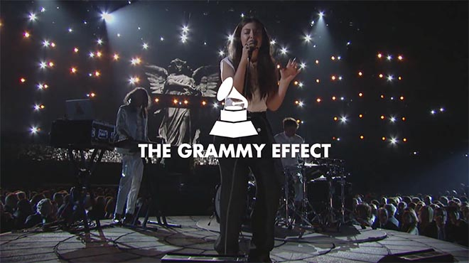 Grammy Effect Lorde Royal Karaoke