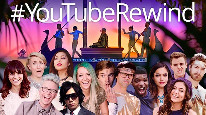 YouTube Rewind 2014 Turn Down for 2014