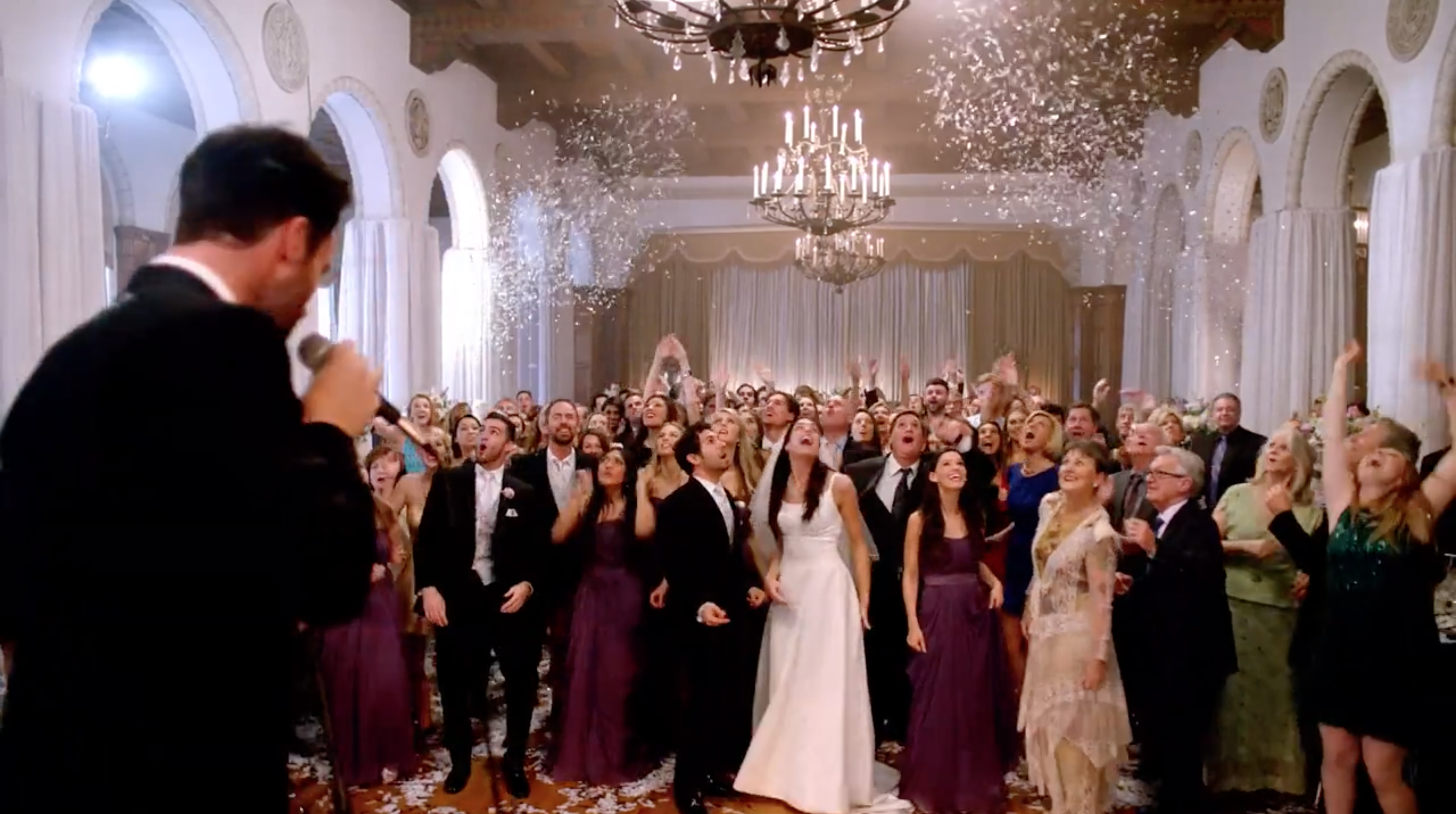 Maroon 5 Wedding Crashers