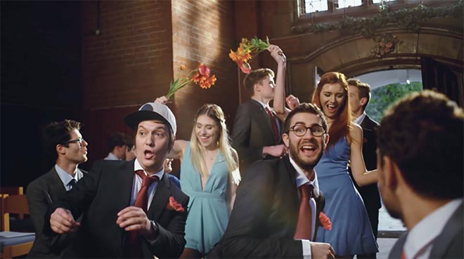 YouTube Rewind 2015 JK Wedding Dance