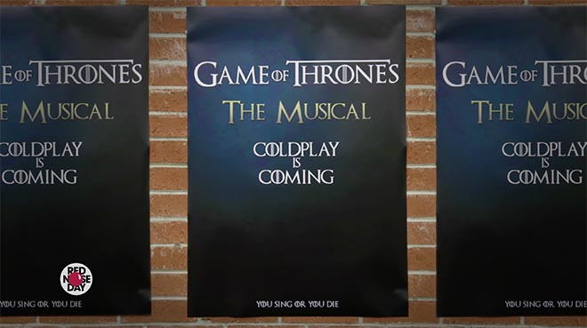 Game of Thrones The Musical posters