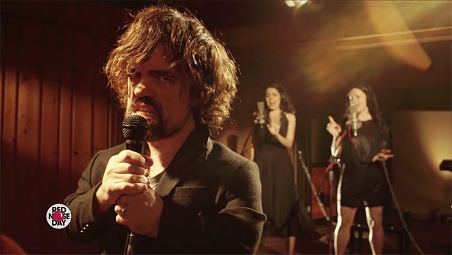 Game of Thrones The Musical - Peter Dinklage Still Going Strong