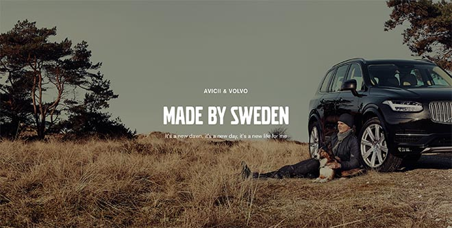 Volvo Avicii Made in Sweden