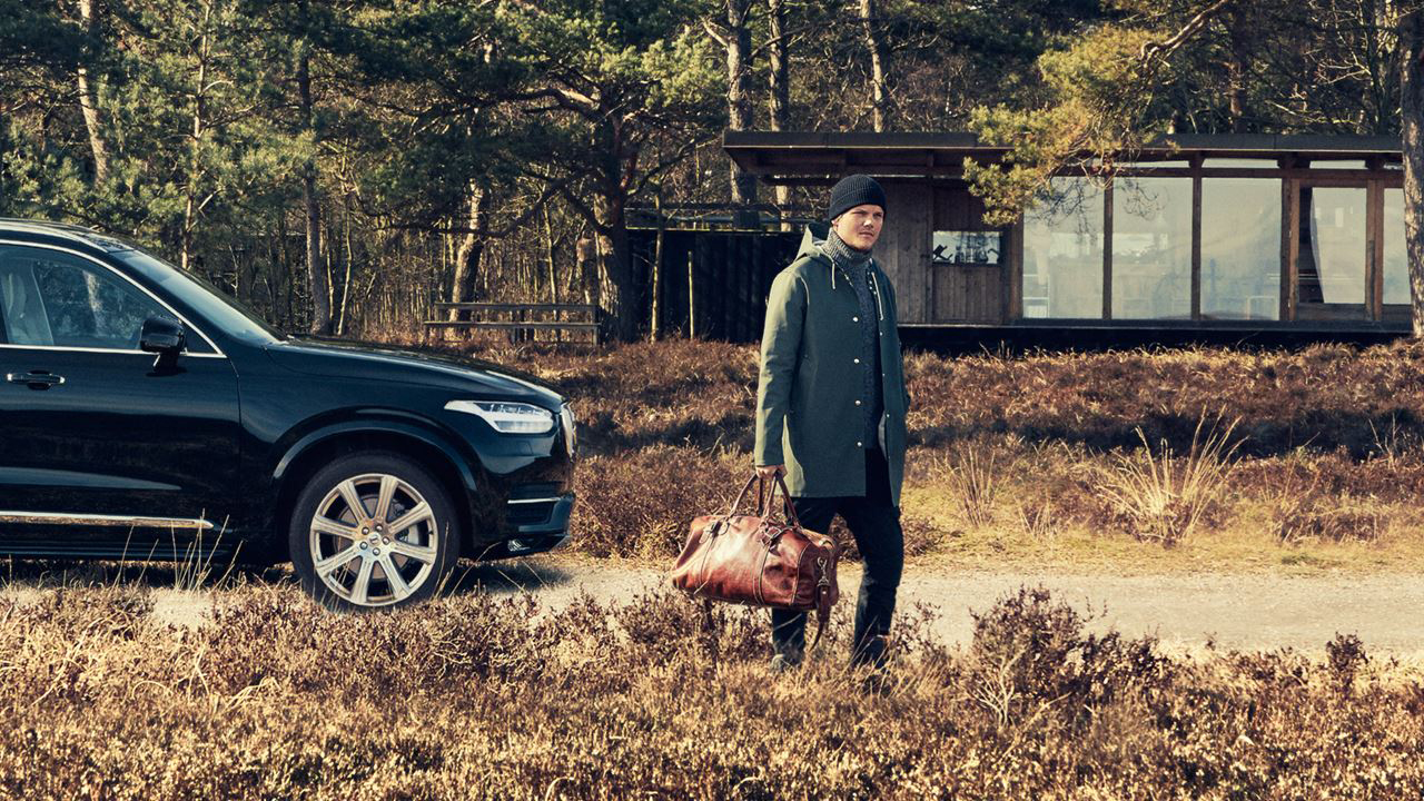 Volvo New Beginning with Avicii and Audra Mae - The Inspiration Room