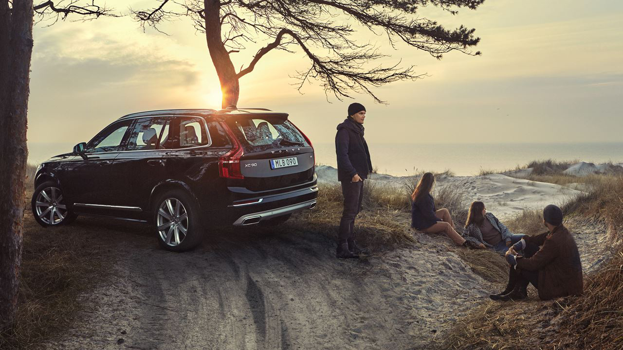 Volvo Xc90 Commercial >> Volvo New Beginning with Avicii and Audra Mae - The Inspiration Room
