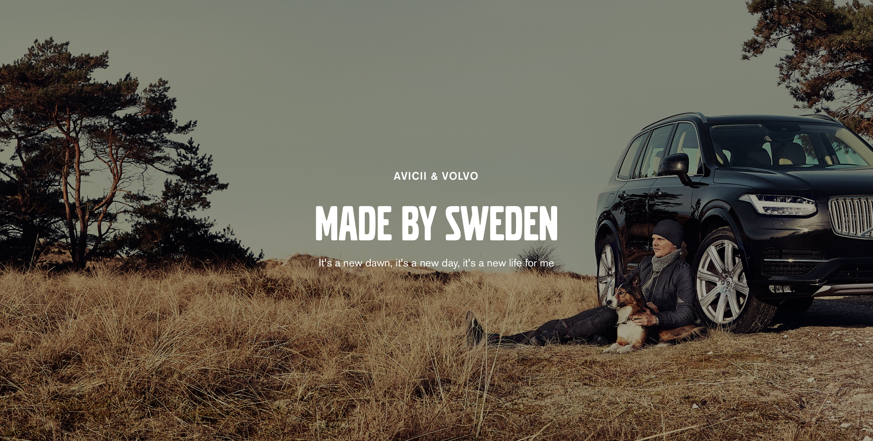 Volvo New Beginning With Avicii And Audra Mae The