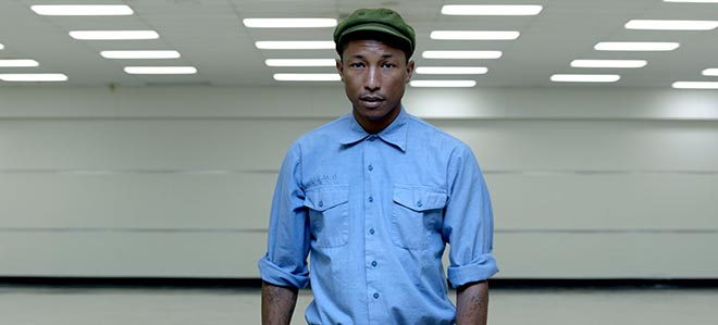 Pharrell Williams Freedom music video