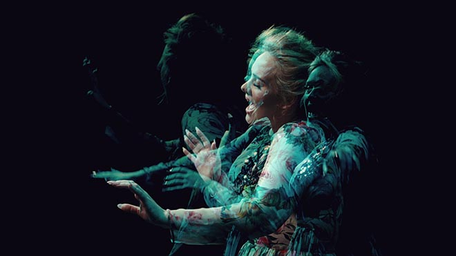 Adele Send My Love (To Your Lover) music video