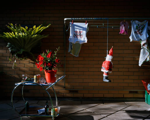 Trent Parke Christmas Tree Bucket