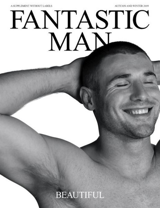 Fantastic Man Cover