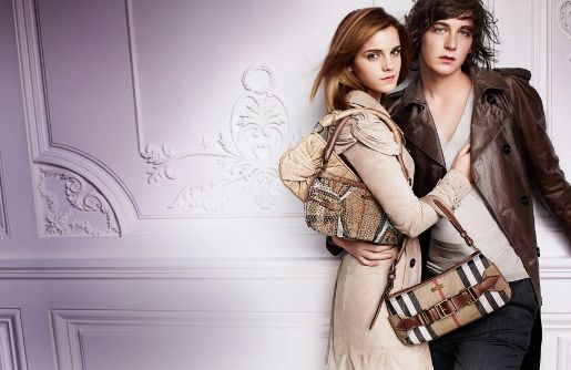 Burberry photograph