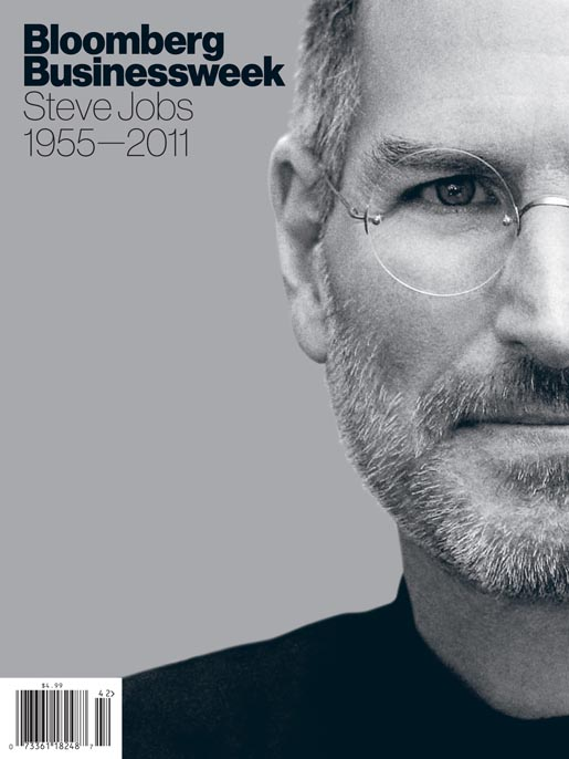 Bloomberg Business Week Steve Jobs cover