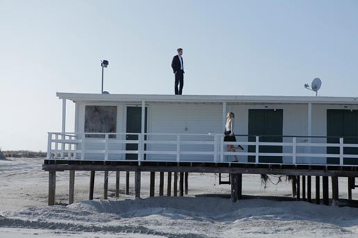 Dior Homme Beach House