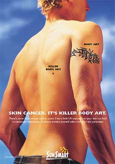 Skin Cancer - It's Killer Art