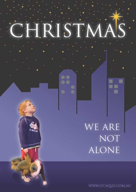 Christmas - We Are Not Alone