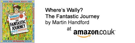 Where's Wally Fantastic Journey at Amazon.co.uk